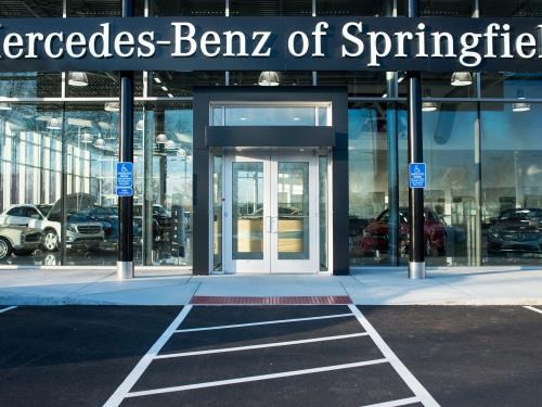 Mercedes Benz of Springfield entry element day