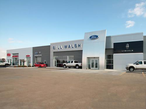 Bill Walsh Ford Kia daytime ext