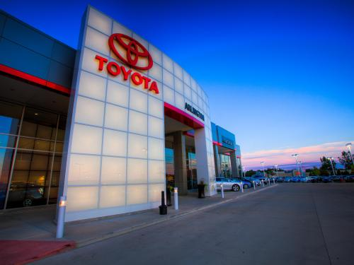Arlington Toyota close left