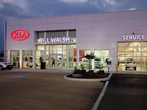 Bill Walsh Ford Kia kia side