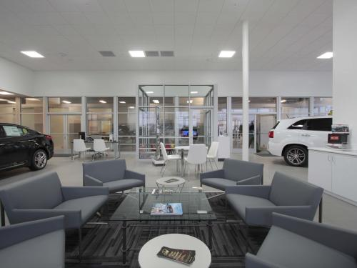 interior Bill Walsh Ford Kia