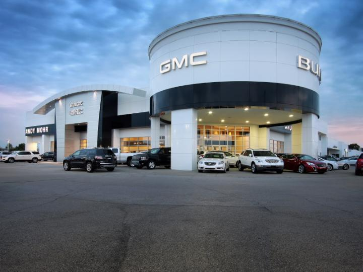 Andy Mohr Buick GMC Exterior right side