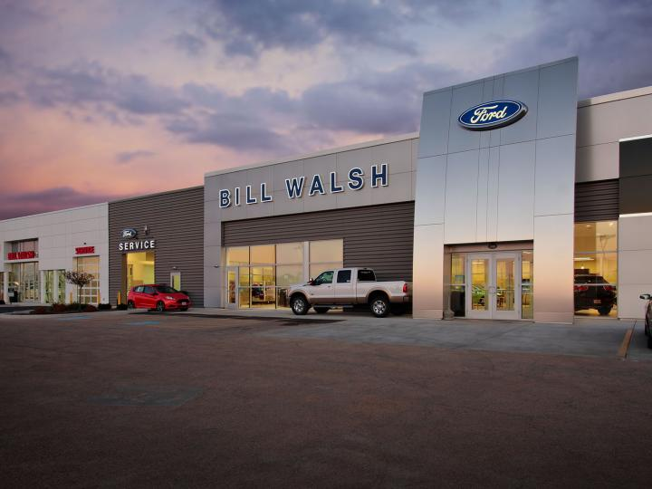 Bill Walsh Ford Kia ford close up