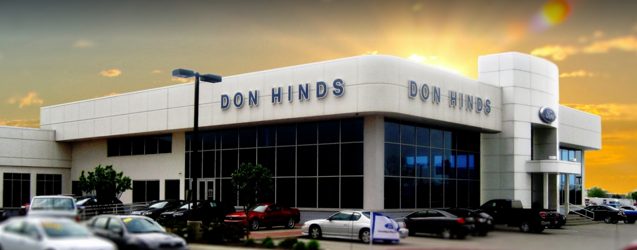 Don Hinds Ford