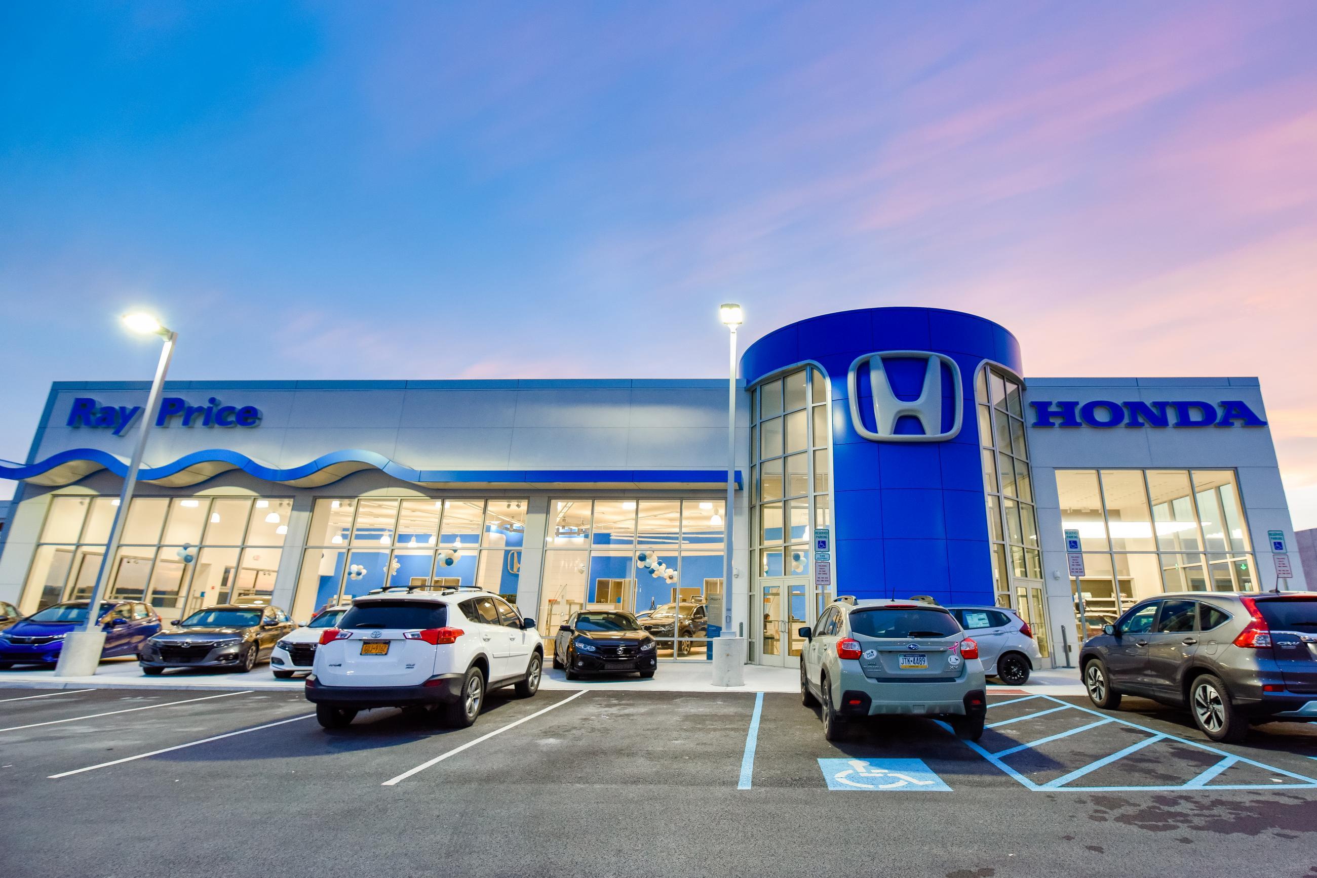 Ray Price Honda | Custom Facilities