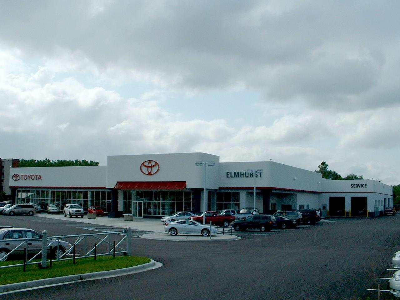 Hyundai Dealership Indianapolis >> Elmhurst Toyota | Custom Facilities
