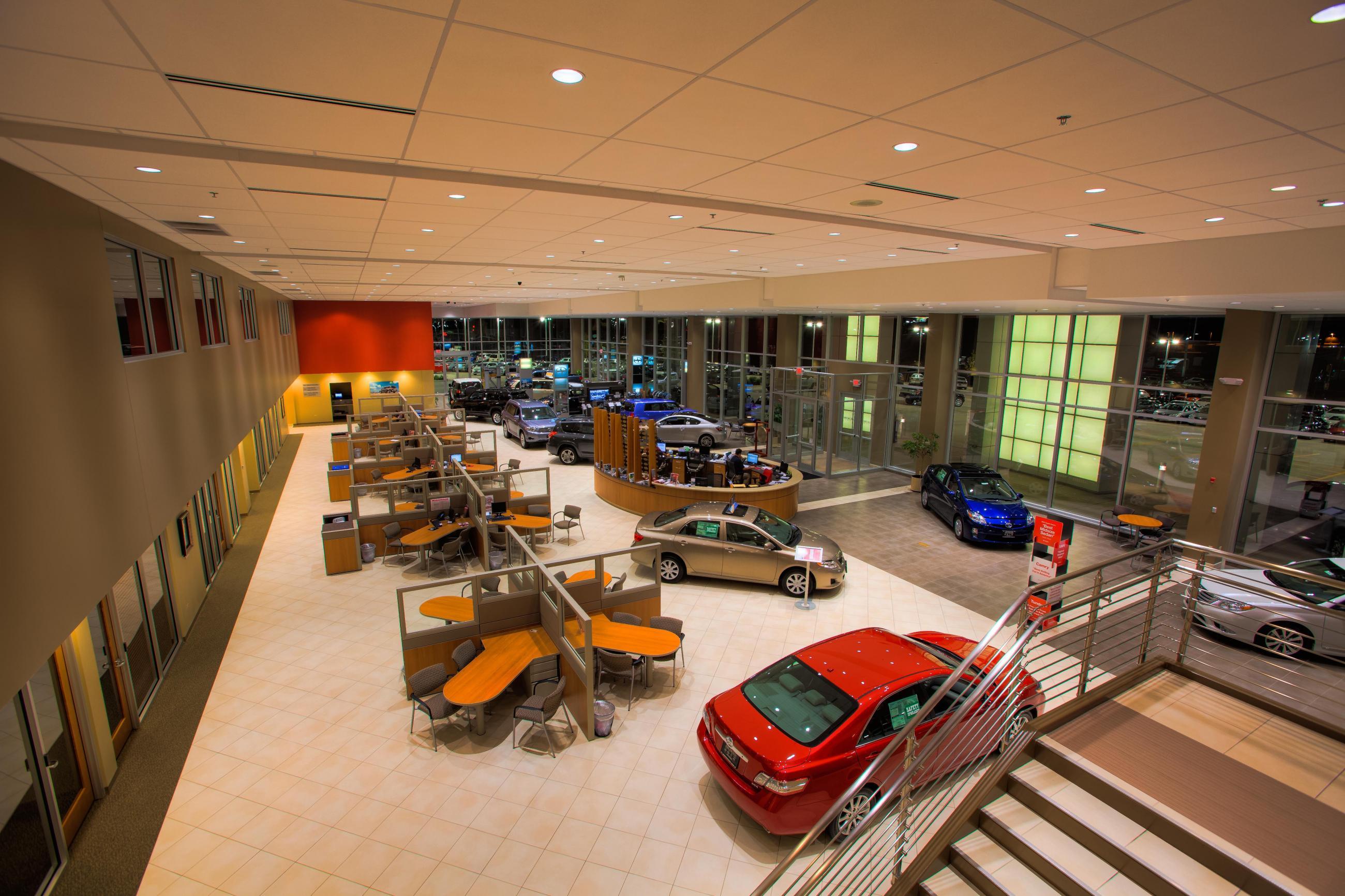Toyota Dealership Mississippi >> Arlington Toyota | Custom Facilities