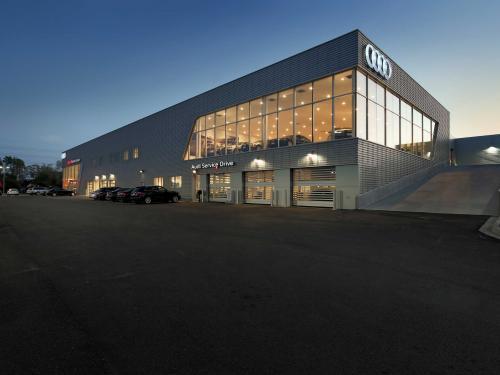Honda Dealership Indianapolis >> Morton Grove Audi | Custom Facilities