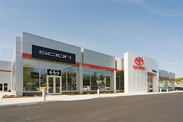 Scranton Toyota Scion Front