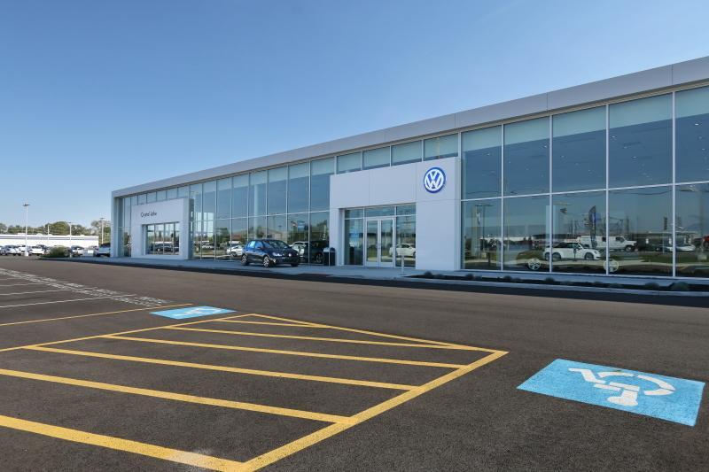 Crystal Lake Volkswagen Custom Facilities
