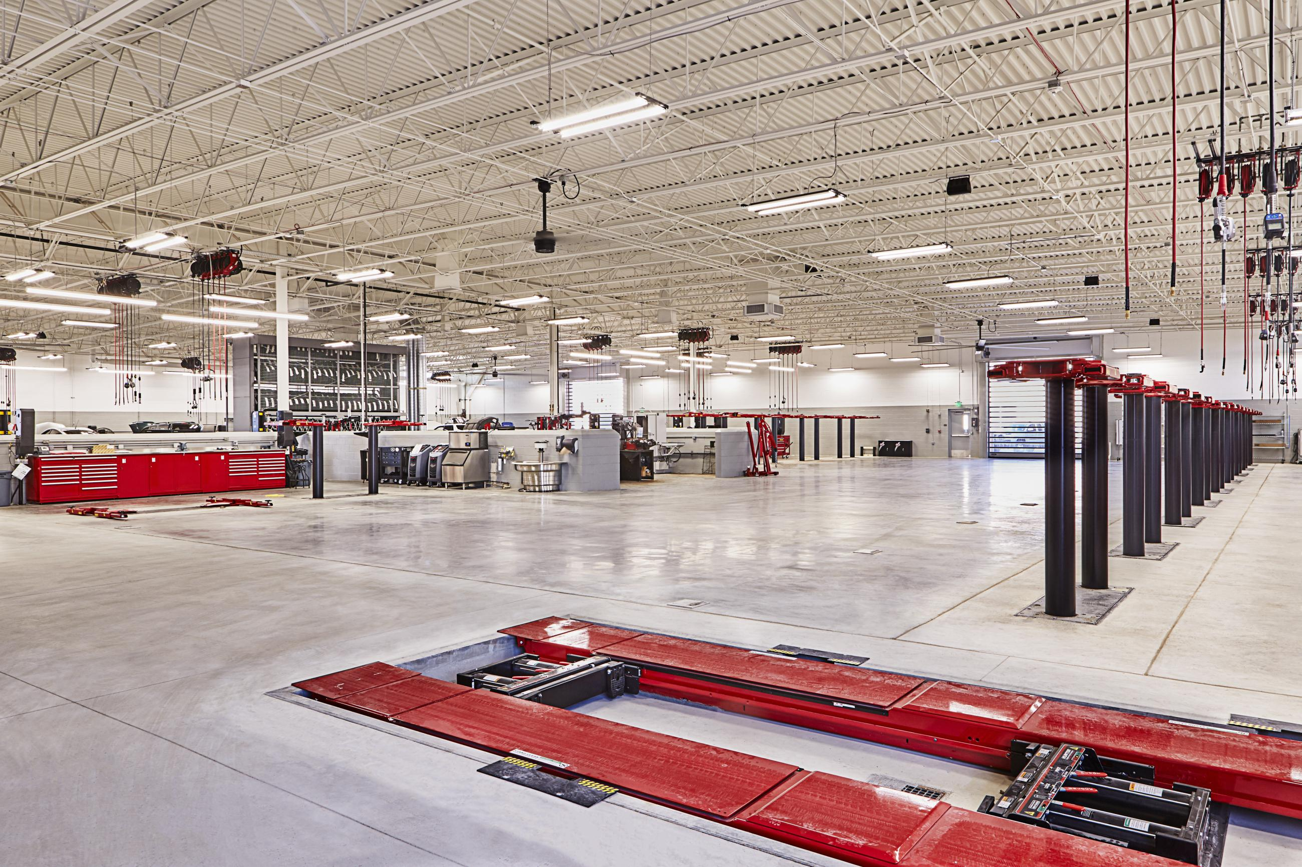 Beaver Toyota Custom Facilities
