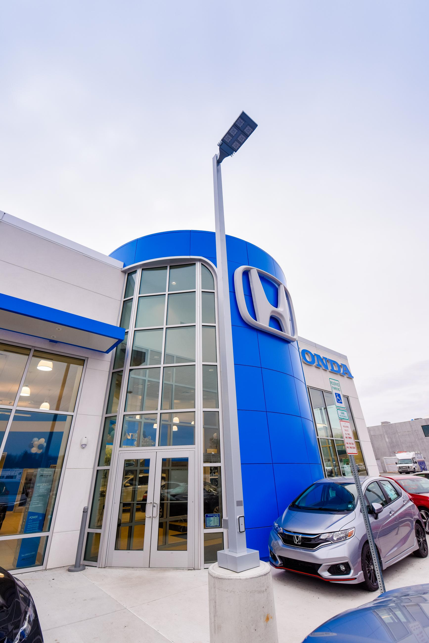 Ray Price Honda >> Ray Price Honda Custom Facilities