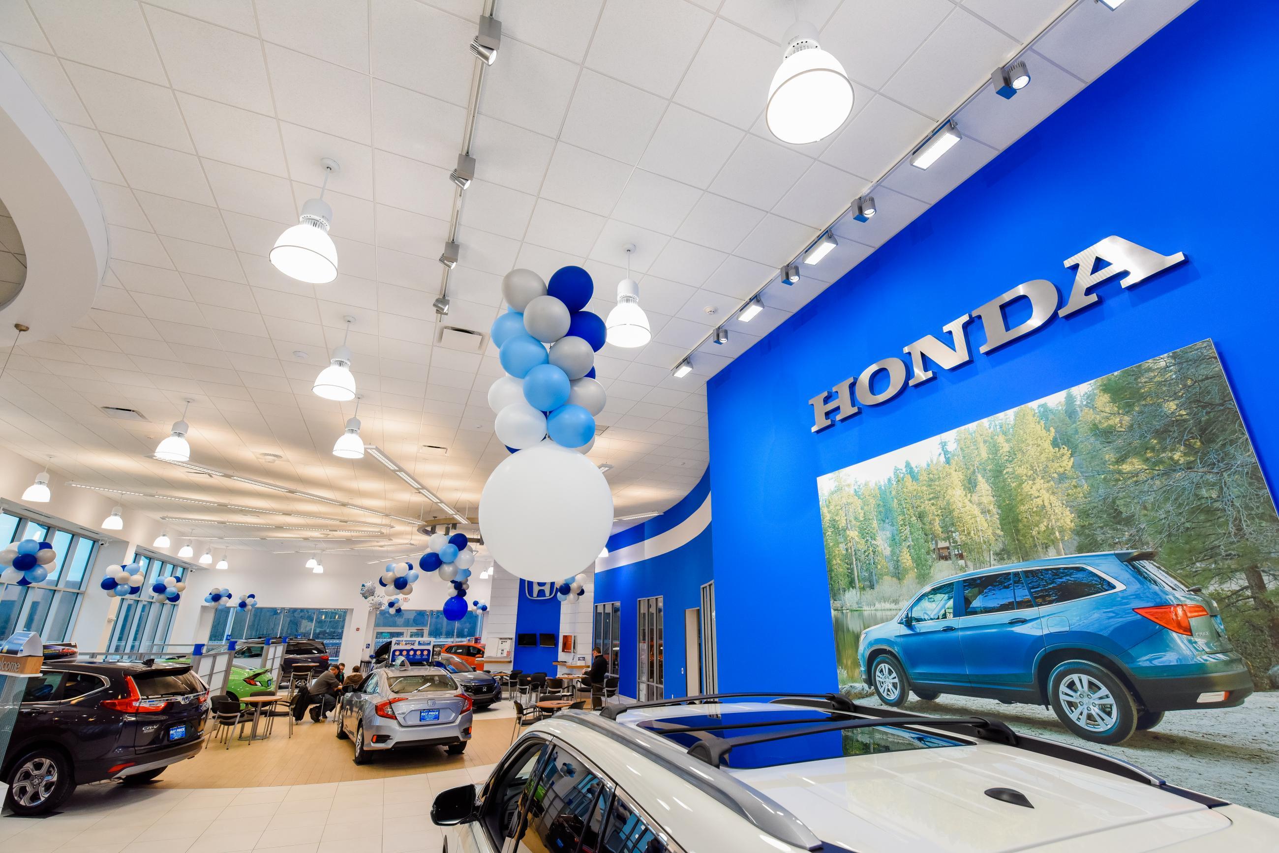 Ray Price Honda Custom Facilities