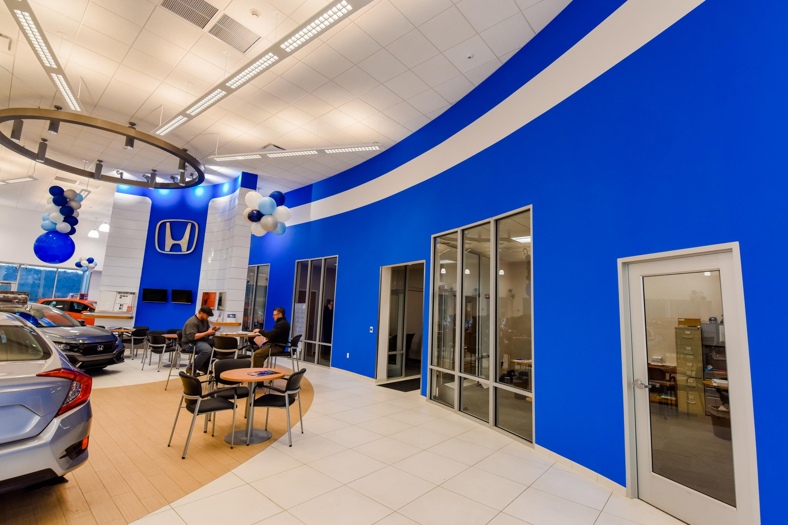 Ray Price Honda Custom Facilities