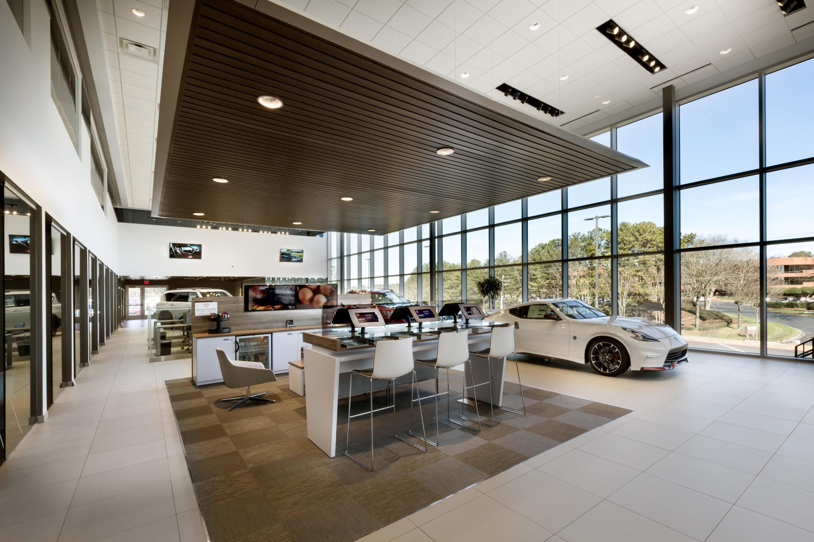 Regal Nissan Custom Facilities