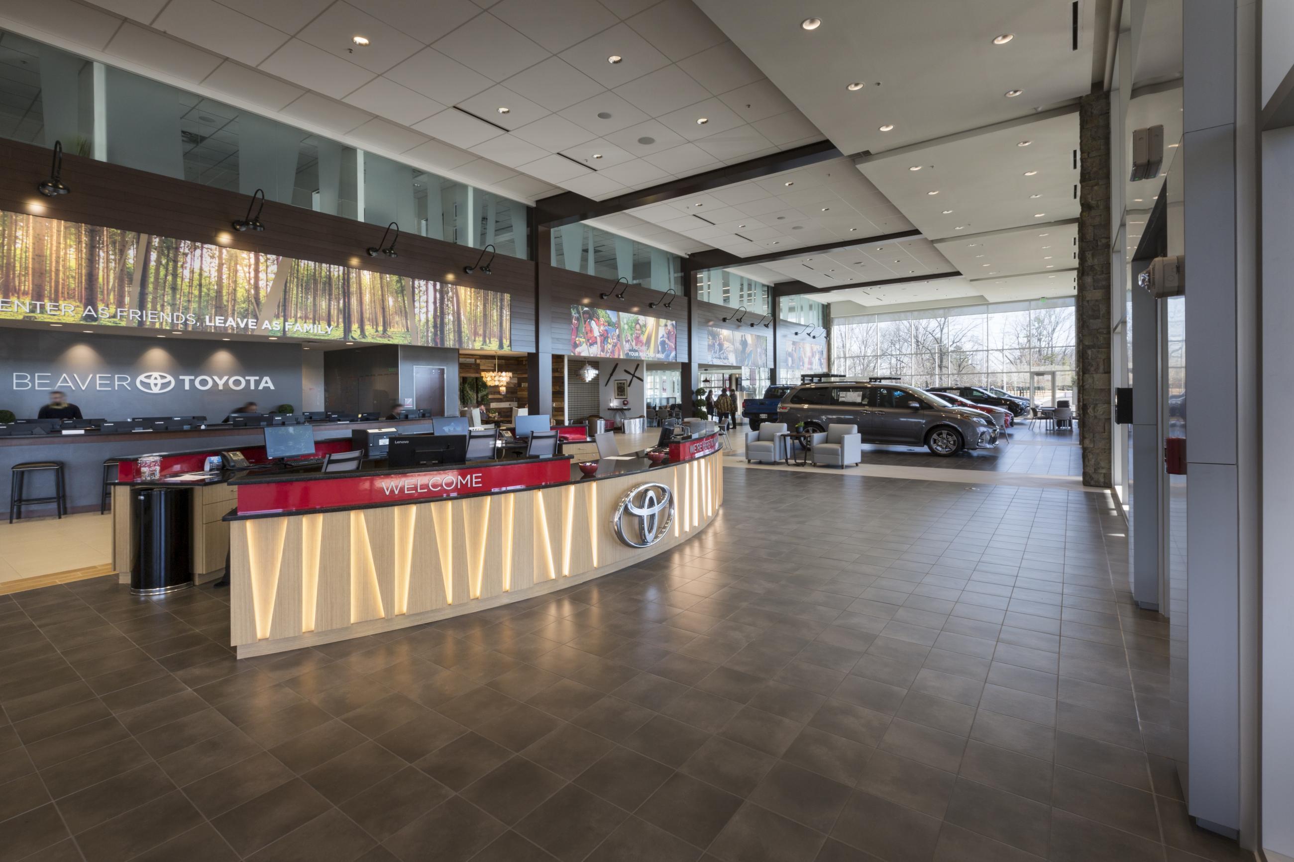 Honda Dealership Indianapolis >> Beaver Toyota | Custom Facilities