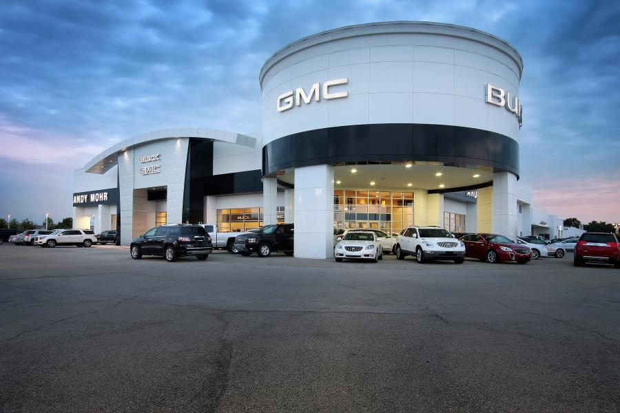 Andy Mohr Buick Gmc Custom Facilities