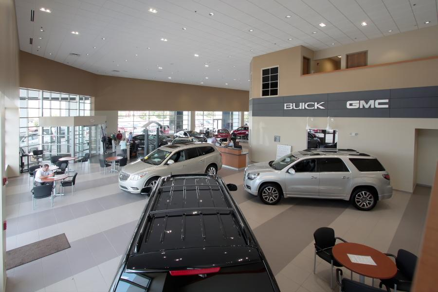 Andy Mohr Gmc >> Andy Mohr Buick Gmc Custom Facilities