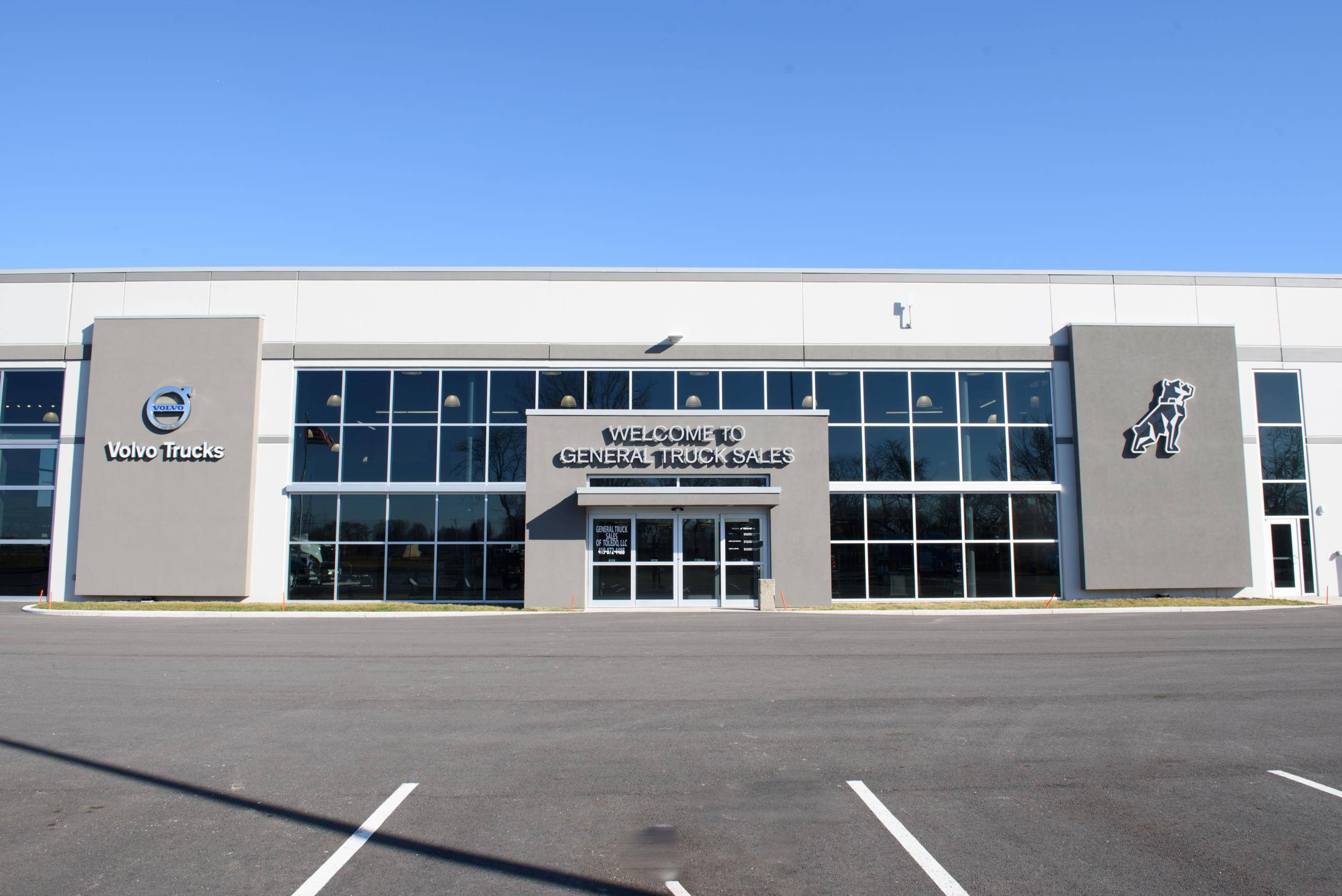 Hyundai Dealership Indianapolis >> General Truck Sales   Custom Facilities