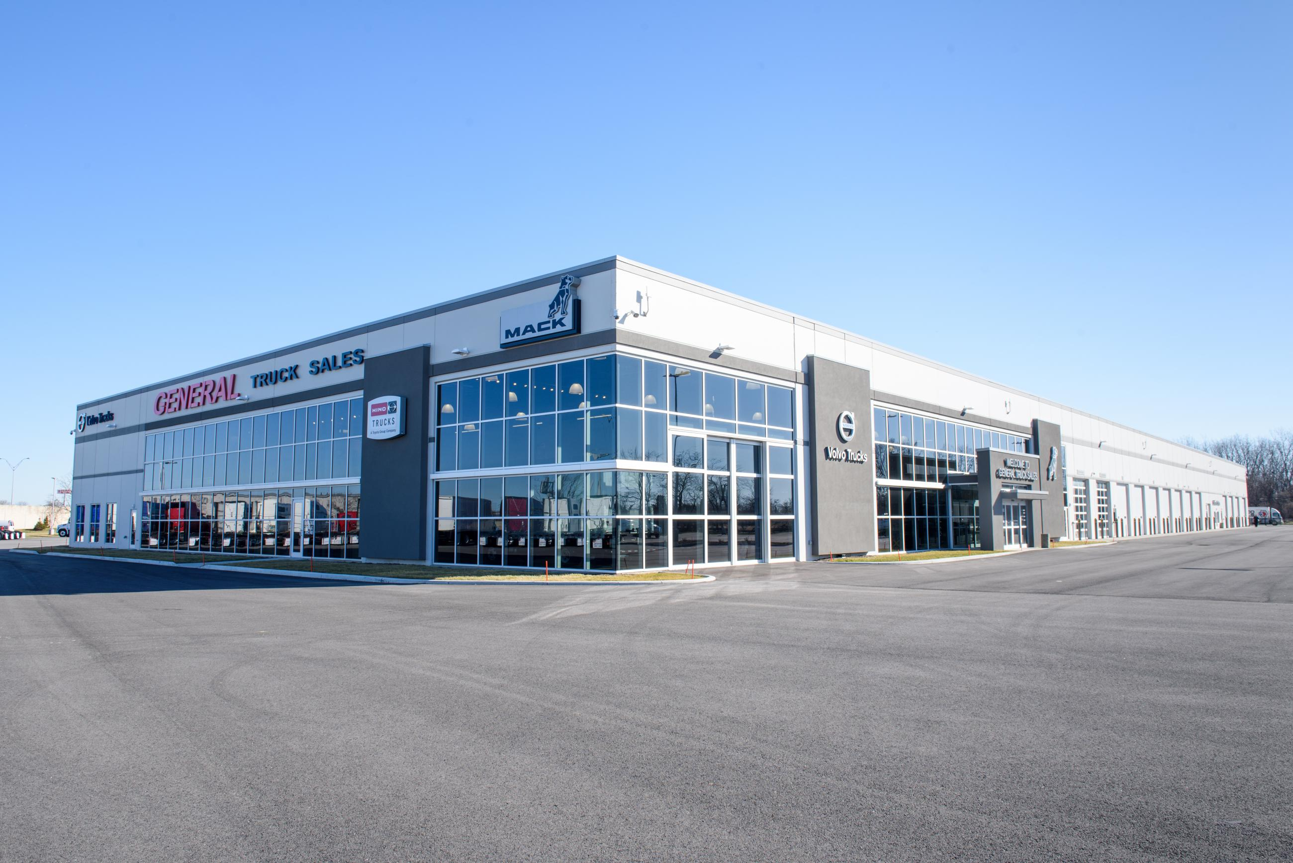Dodge Dealership Indianapolis >> General Truck Sales | Custom Facilities