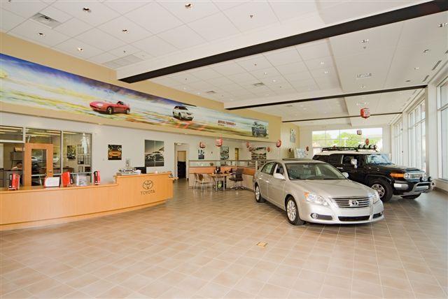 Captivating Scranton Toyota Scion Showroom