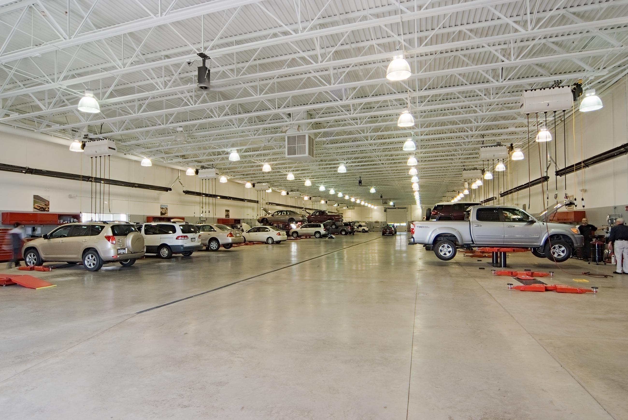 Scranton Toyota Scion Service Drive