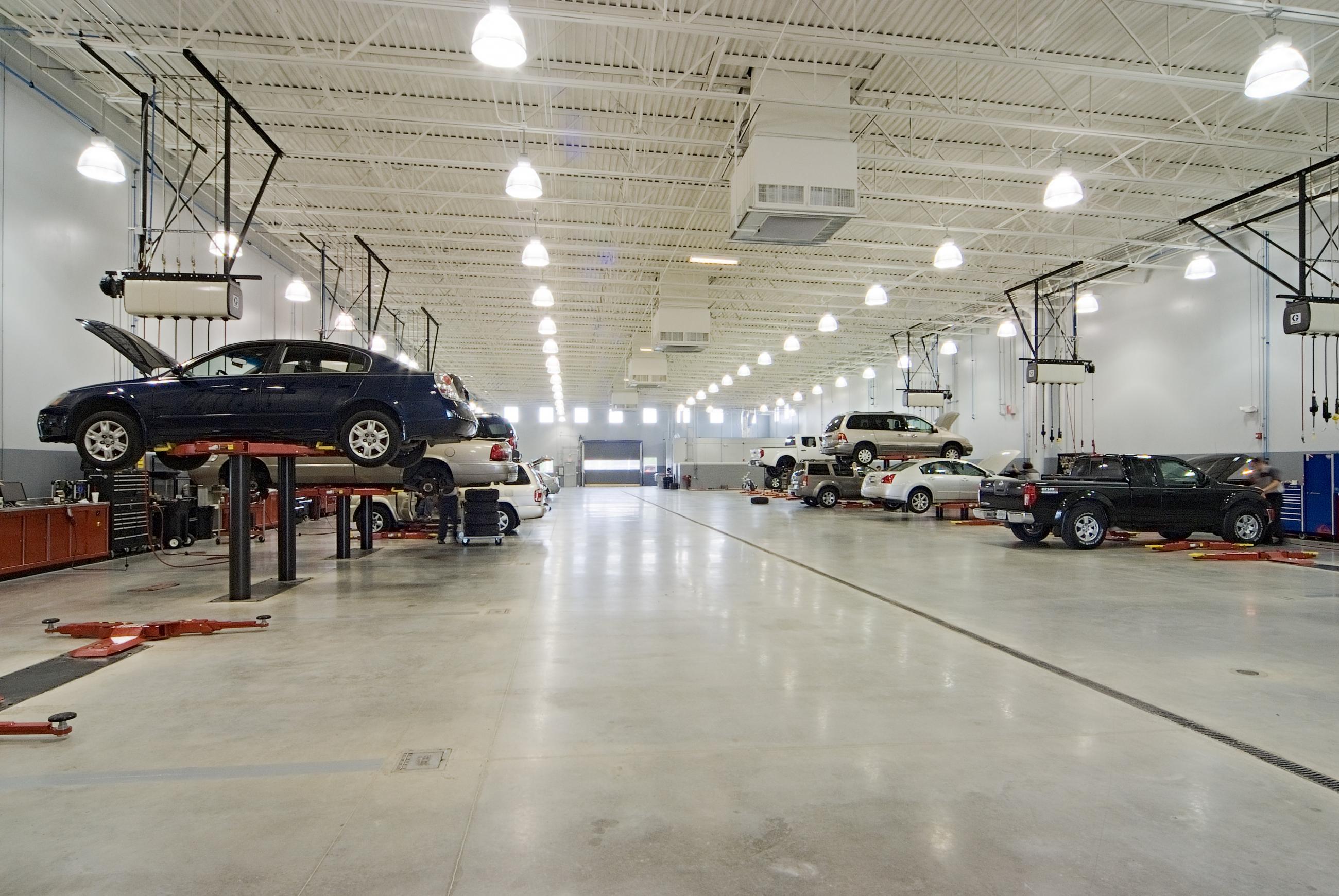 Honda Dealership Indianapolis >> Naples Nissan | Custom Facilities