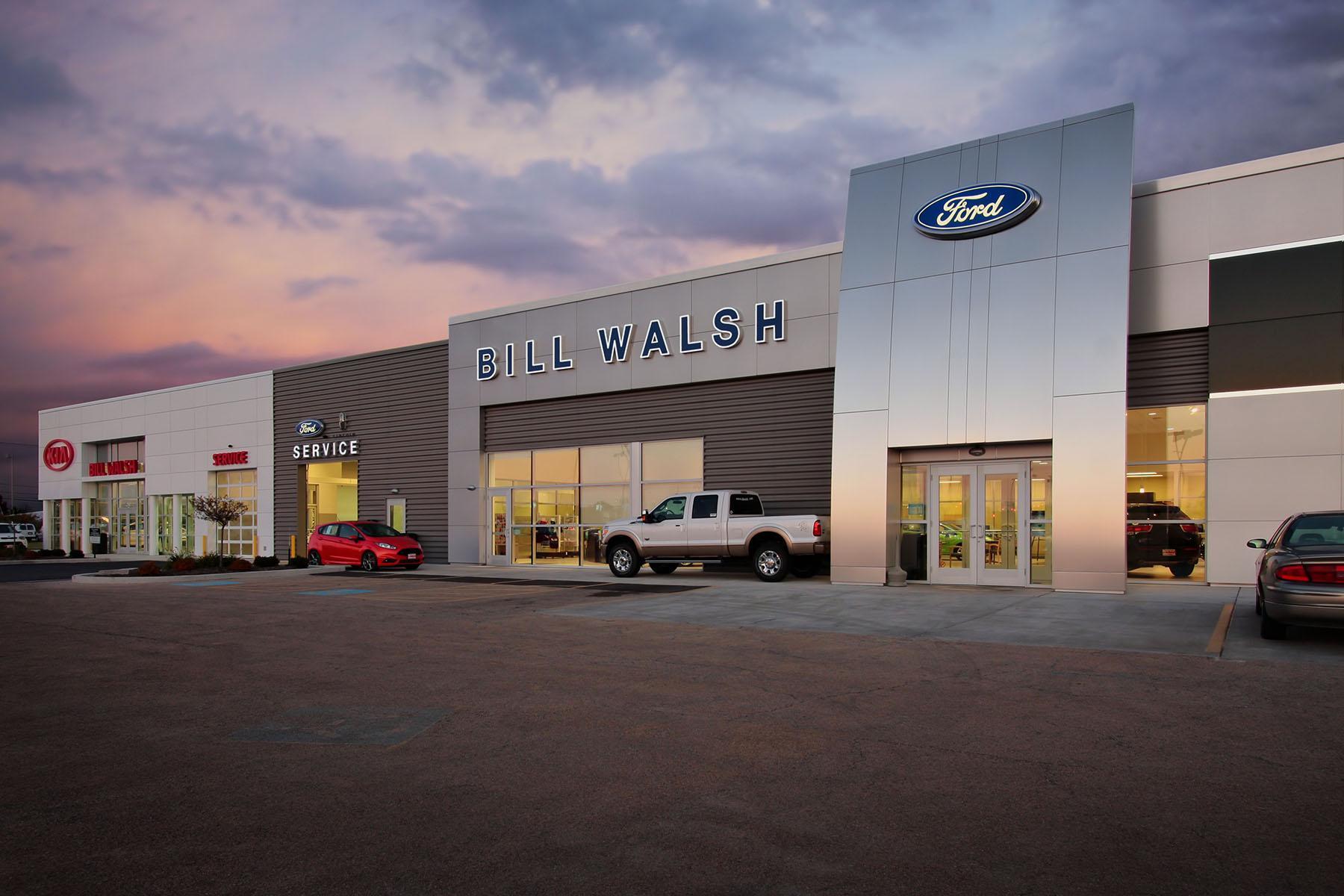 Infiniti Dealership Kansas City >> Bill Walsh Ford Kia | Custom Facilities