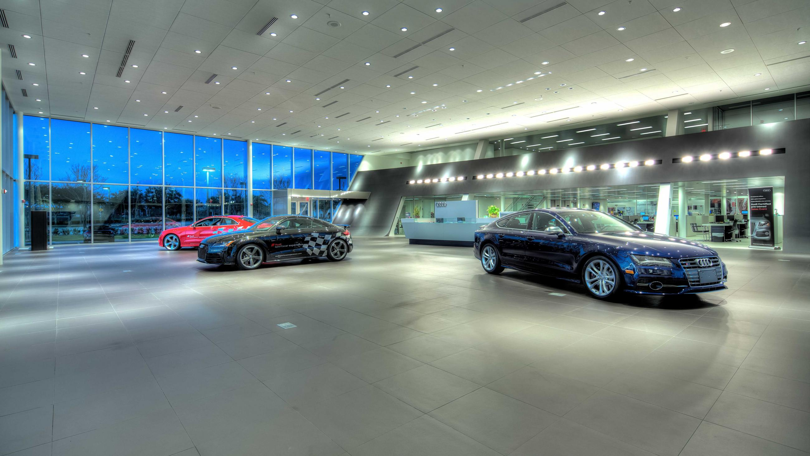 Orlando Audi Custom Facilities