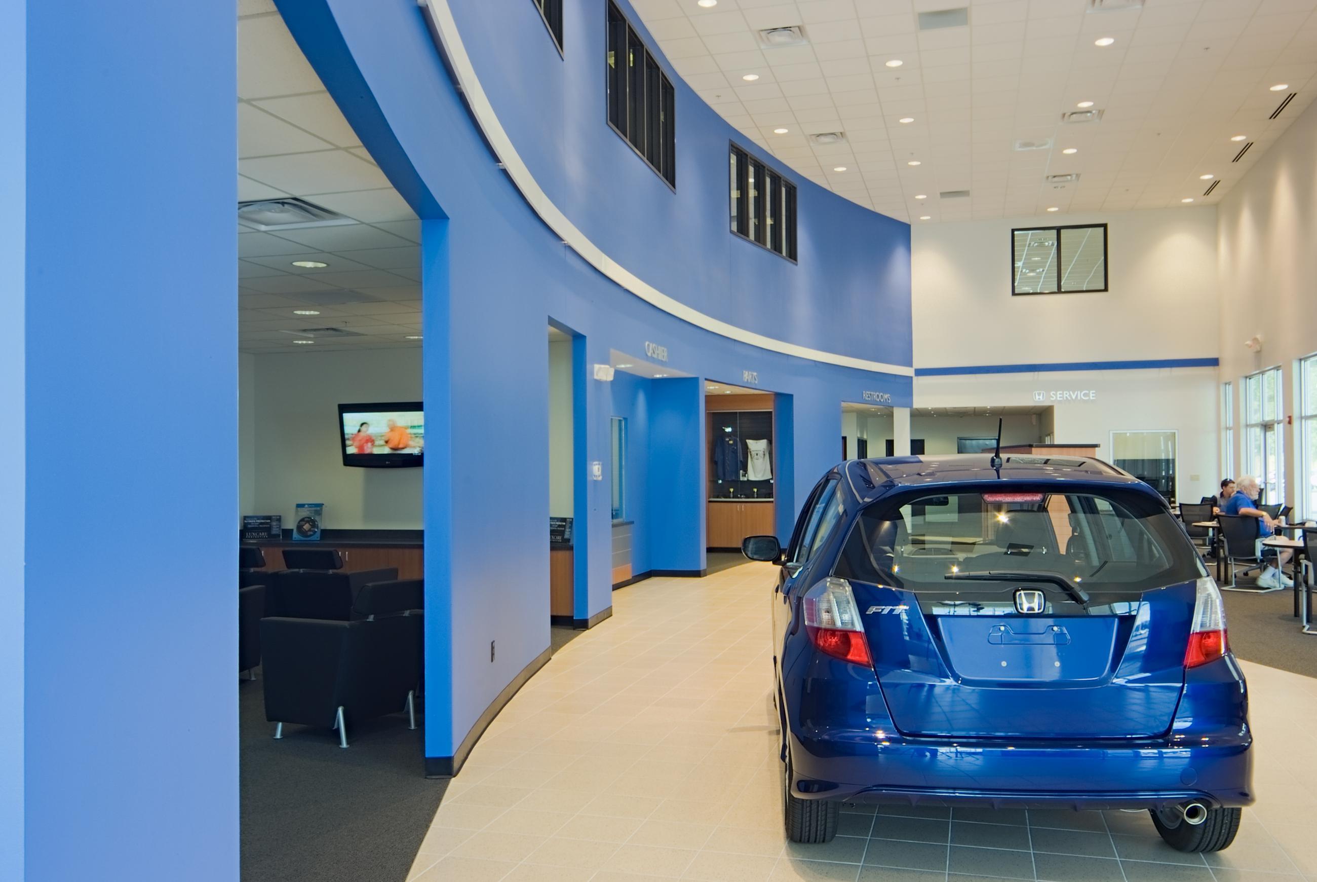 Winter Haven Honda Custom Facilities
